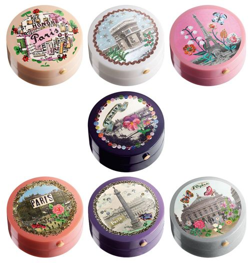 Bourjois -- so cute! Eyeshadow!!