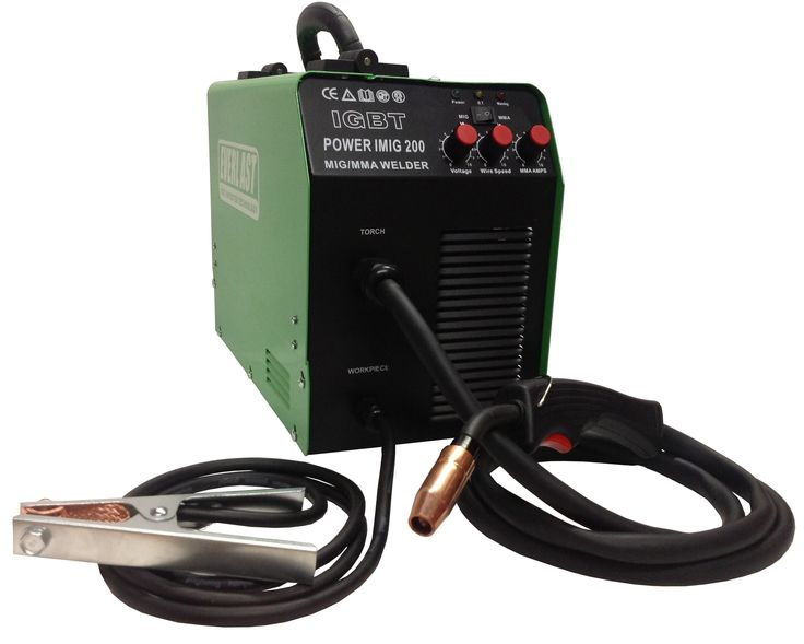Avail different models of MIG Welders from Everlast Welders at reasonable rates in Canada.