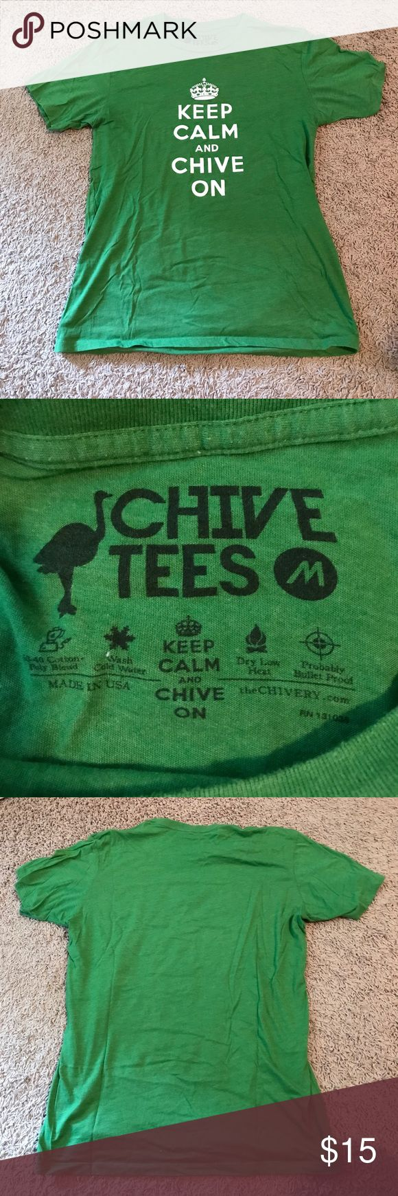 LIKE NEW men's The Chive tee Great condition t-shirt from The Chive The Chive Shirts Tees - Short Sleeve