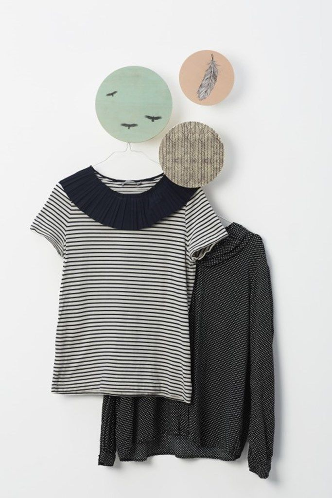 Walldots from dims - here with hangers