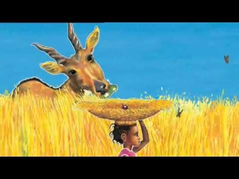 HANDA'S SURPRISE - Picture Book- Animation - YouTube