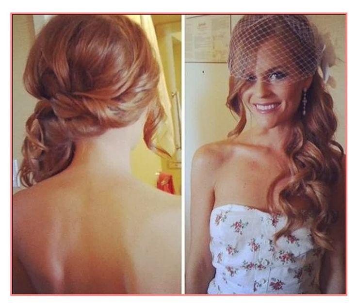Risultati immagini per acconciatura capelli sciolti di lato