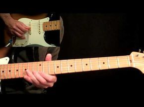 Sultans Of Swing Guitar Lesson Pt.4 - Dire Straits - Main Solo - YouTube