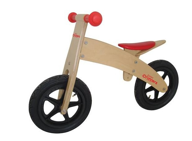 The Junior Runners Balance Bike is one of the best value balance bikes you can get in Canada for sure. It's so cute too! $79.95