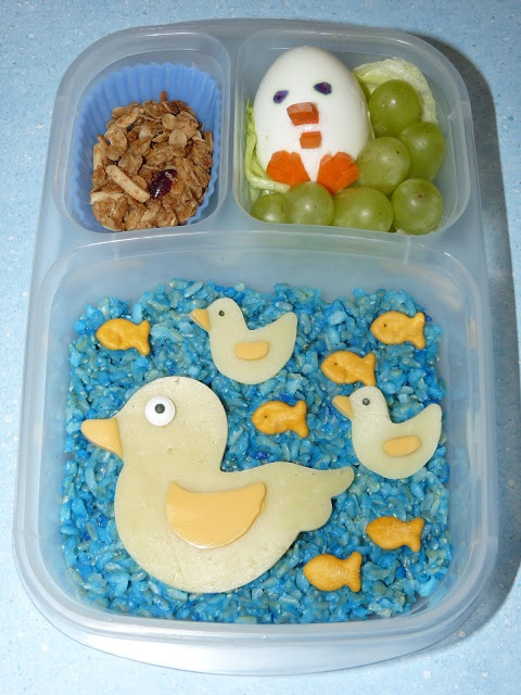 Fun website with great food ideas & presentations for kids