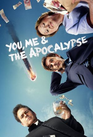 You, Me & the Apocalypse [I insist on calling it Apocalypse Slough. Really loving this show. Rob Lowe, Jenna Fischer, Megan Mullally, and Matthew Baynton are outstanding in it and Nick Offerman has a really good guest appearance.]
