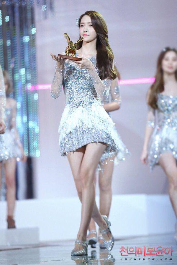 Yoona K-POPアイドル ユナさん