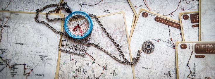 Tourenplan meiner Wüstenexpedition