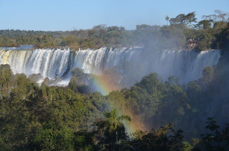 Cataratas del Iguazú, Misiones. Argentina