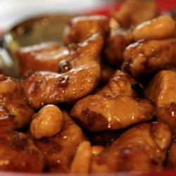Forget Pei Wei!  I've found my go-to Kung Pao Chicken recipe!