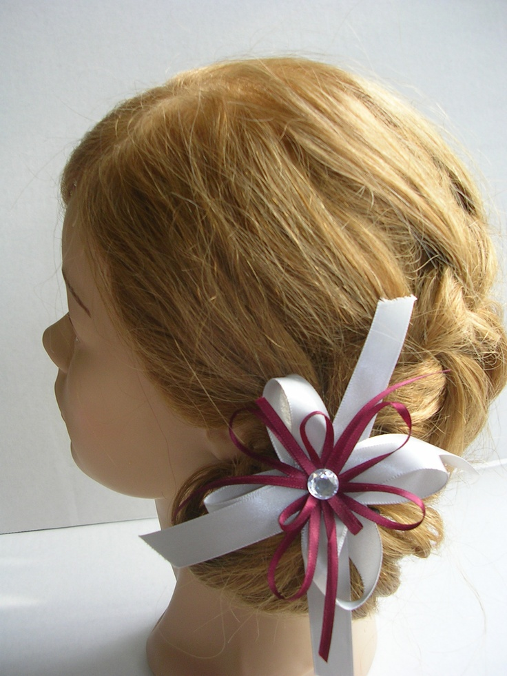 hair style bow 25 best ideas about cheerleading hairstyles on 9511