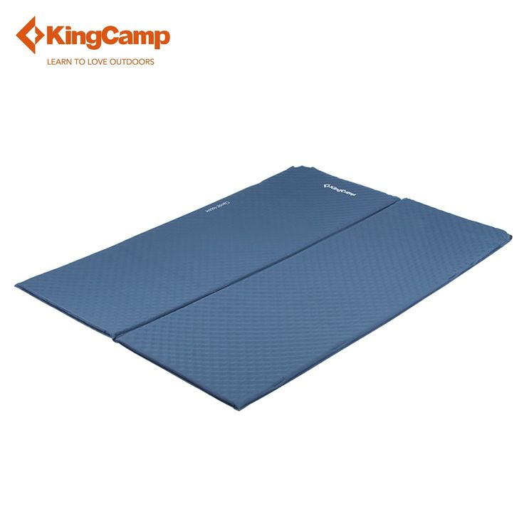 91.50$  Watch here - http://ali9o2.worldwells.pw/go.php?t=32749480412 - KingCamp Sleeping Pad Classic Double Self-Inflating Sleeping Mats for Hiking Outdoor Camping Mattress Pad for Traveling Trekking