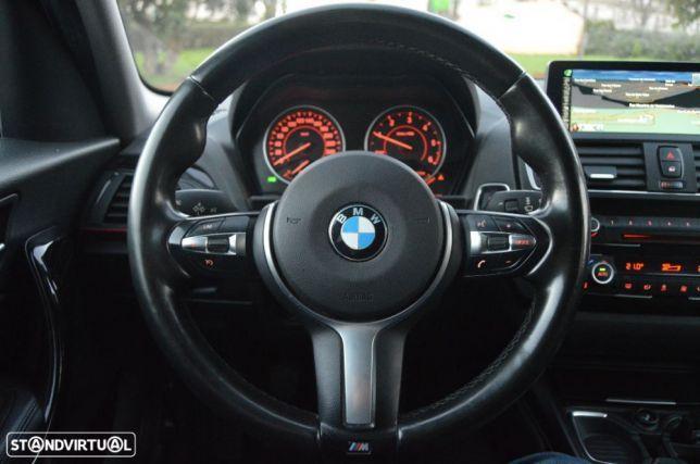 BMW 116 FULL SPORT preços usados