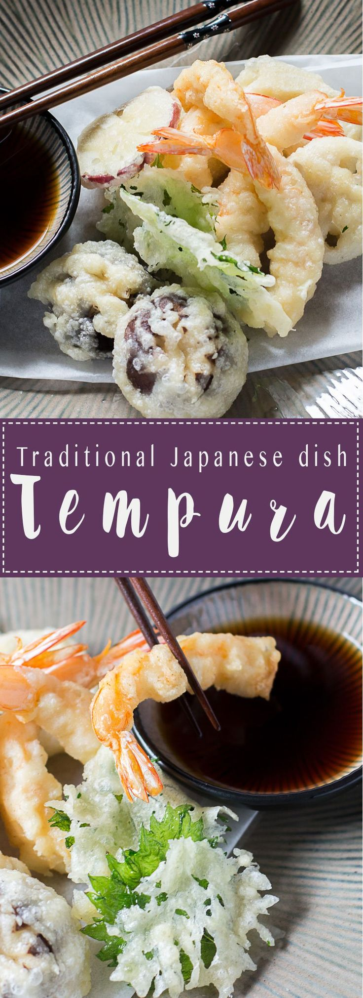 Tempura. Featured by A Hedgehog in the Kitchen. www.ahedgehoginthekitchen.com.