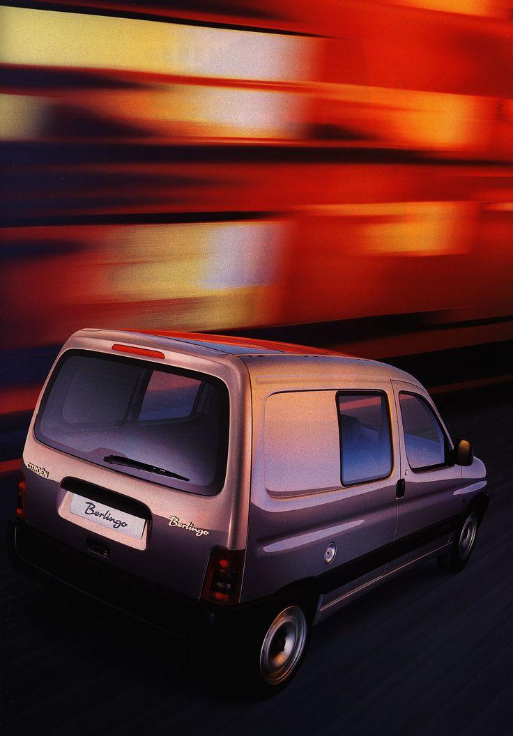 https://flic.kr/p/Fc97oS | Citroen Berlingo - Das nützliche Multitalent; 1998_2 | car brochure by worldtravellib World Travel library