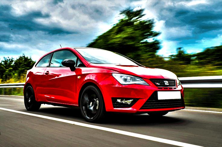 Seat  Ibiza TSI - Simotas Car rental - Kefalonia car hire