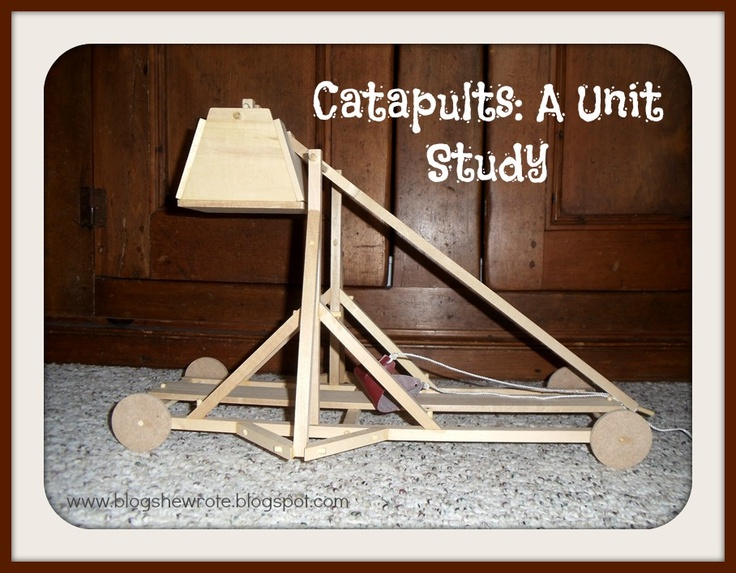 1000 Images About Stem Medieval Catapults On Pinterest Medieval Medieval Knight And