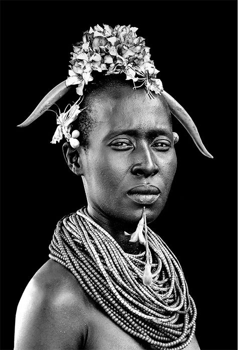 ' Women of the Omo Valley, Ethiopia' Winning photo in the 'Prix de la Photographie Paris' competition by PCL tutor Tariq Zaidi. © Tariq Zaidi