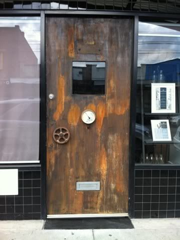 cool door: Youth Group, Open Doors, Clasic Rust, Bordello Chic, Painting Effects, Cool Doors