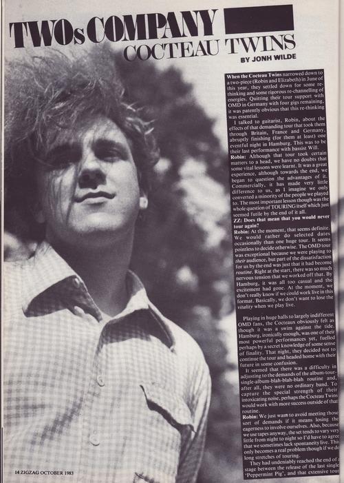 Robin Guthrie