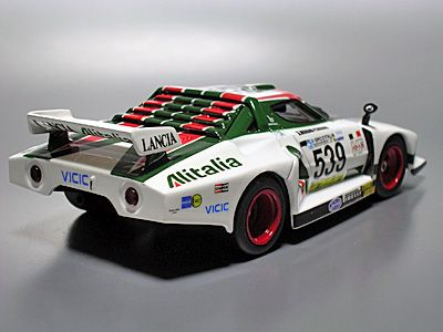 LANCIA STRATOS Turbo Gr.5 1977