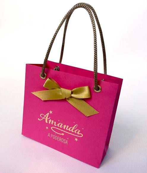 Inspirada na logomarca da Anitta!!!!!!!  Seja poderosa na hora de escolher a lembrancinha de sua festa e deixe os seus convidados babando.