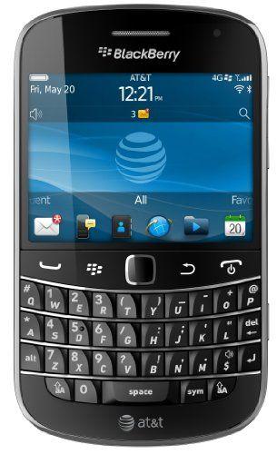 BlackBerry Bold 9900 Phone (AT)