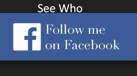 """Search 'Following Me' - How to See Who Follows Me on Facebook 