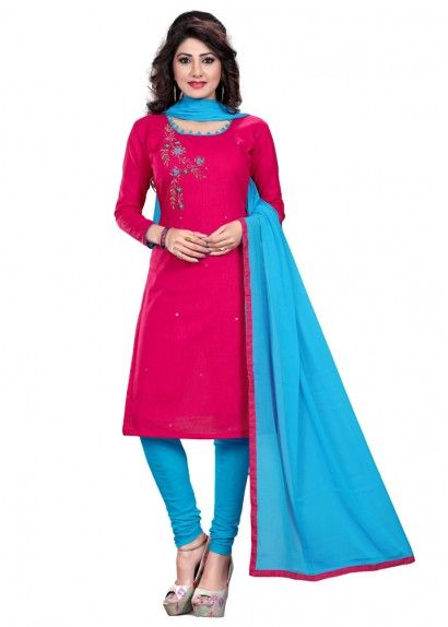 e016771e3a Large collection of Cotton Salwar and Churidar materials available at  Vismay Online Shopping