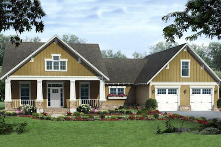 Projekat-Kuce-Sa-Potkrovljem-I-Garazom-7-4 | Ideas For The House