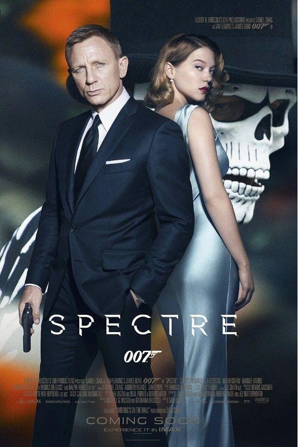 James Bond 007 Spectre 2015 James Bond Movie Posters James Bond Movies Bond Movies