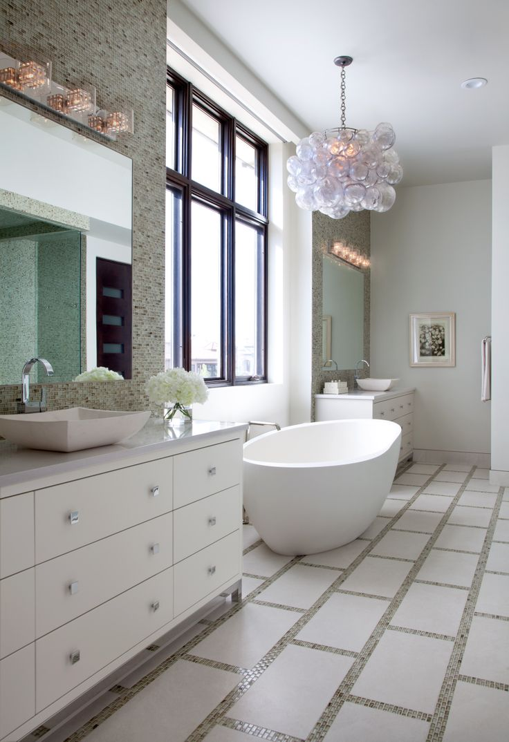 bathroom lighting bathroom design great bathroom lighting the light fixture in this bathroom is from oly studio bathroomlighting ashley campbell - Bathroom Design Denver