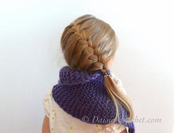 Crochet Braids For Tweens : Cute braid for little girl: Hair Ideas, Hairstyles For Tween Girls ...