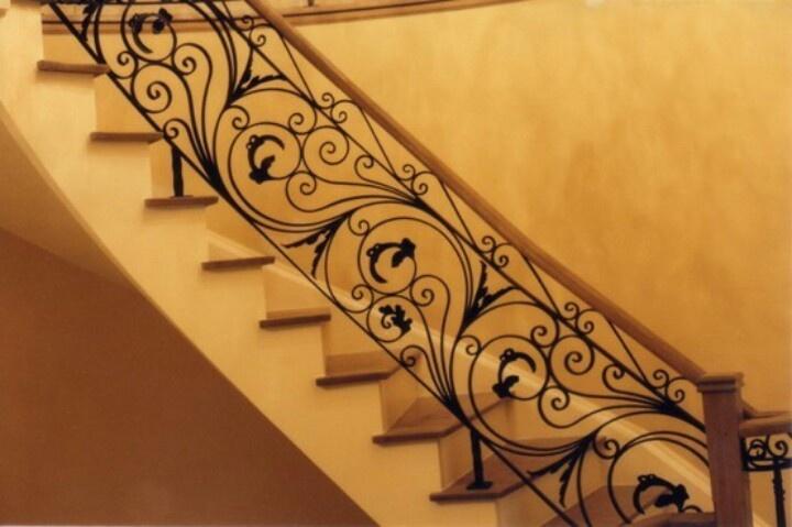Swirl staircase