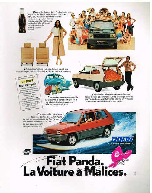 180 best fiat panda images on pinterest fiat panda panda and panda bears. Black Bedroom Furniture Sets. Home Design Ideas