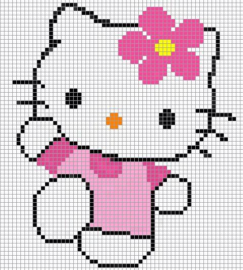 hello kitty | Sezione Hobbystica hello kitty | La bellezza del fatto a mano