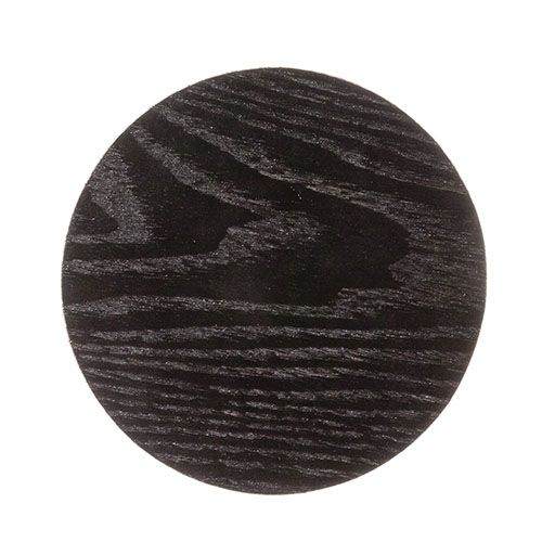 Harvey Coaster 10cm Black
