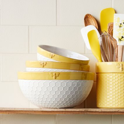201 best images about the bees knees on pinterest for Sur la table mixing bowls