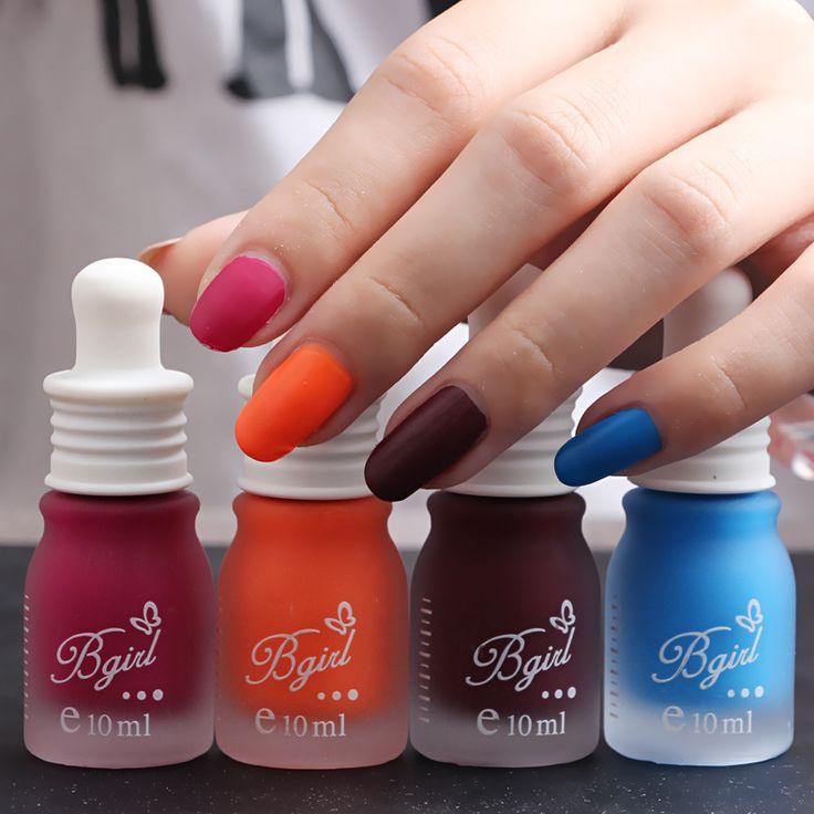 1PC Professional Cute Bottle 10ml Nail Art Makeup Cosmetics 30 Colors Pigments Stamping Print Pink White Matte Nail Polish-in Nails & Tools from Health & Beauty on Aliexpress.com | Alibaba Group