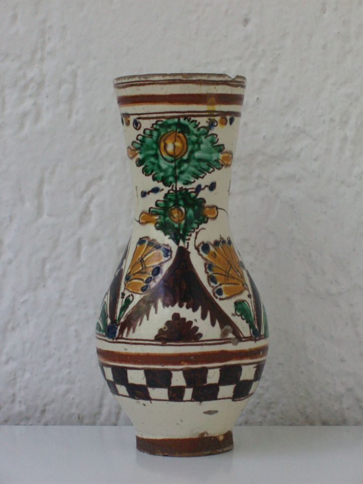 "Tree of Life/Hungarian glazed ceramic pitcher from Torda (Turda,Thorenburg),Transylvania.The 1558 Diet of Turda declared free practice of both the Catholic and Lutheran religions. In 1568 the Diet it extended freedom to all religions, declaring that ""It is not allowed to anybody to intimidate anybody with captivity or expelling for his religion"" –a freedom unusual in medieval Europe.This Edict of Hungarian Kingdom is the first attempt at legislating general religious freedom in Christian…"