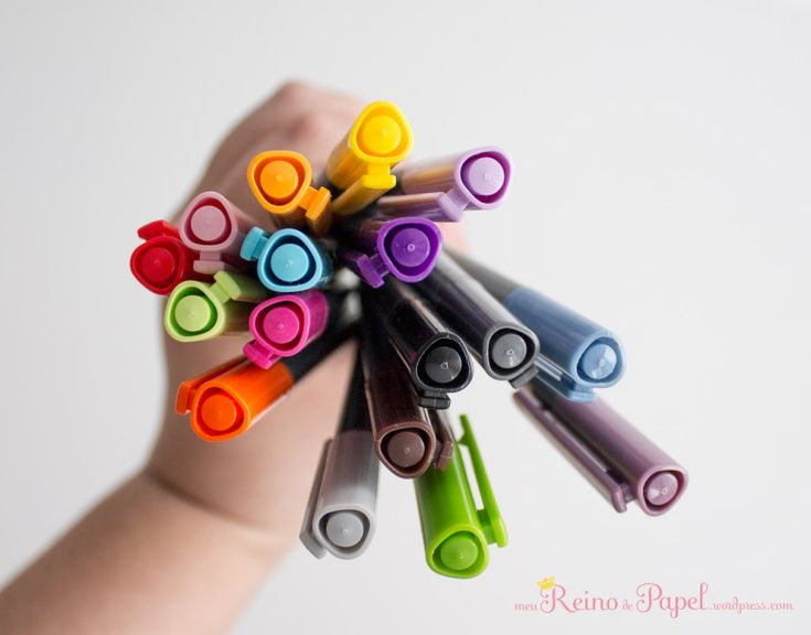 canetas coloridas ponta porosa staedtler