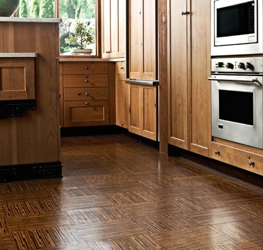 This Is A Cork Floor We Have Cork In The Kitchen But It 39 S Not This