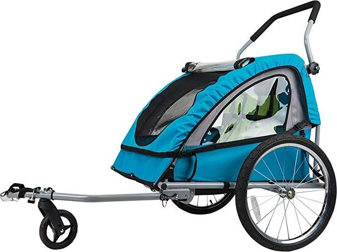 Top 10 Best Bike Trailers For Kids In 2020 Kids Seating Cool