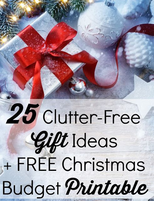 free christmas ideas