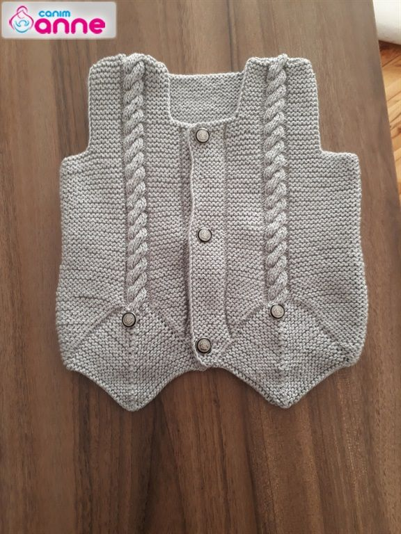 How to Crochet a Baby Vest - Easy Free Crochet Vest Pattern How to Crochet a Baby Vest - Easy Free Crochet Vest Pattern Hello friends, we have shared the video narration of the very beautiful and easily embroi... #babayvest #crochet #EasyFreeCrochetVestPattern #HowtoCrochetaBabyVest #knit #Knitting