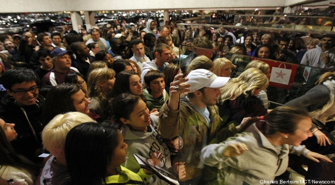 Black Friday is the day after Thanksgiving Day in the United States. This holiday is usually regarded as the inception of the Christmas shopping season and considered the busiest shopping day of the year since 2005. http://www.hugotalk.com/black-friday.html