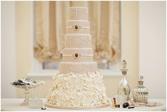 Through the eras, luxury cake collection via want that wedding