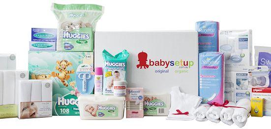1st Time Mum - ORIGINAL Baby Setup box  www.babysetup.com.au