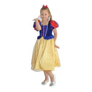 2-3 yaş Disney Pamuk Prenses Çocuk Kostümü, en değişik doğum günü hediyeleri, herkesekostum Pamuk Prenses Butik Çocuk Kostümü 2-3 Yaş