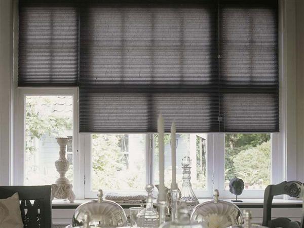plissegordijnen groot raam - Google zoeken